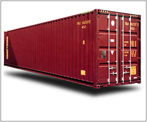 Steel Container For Shipping