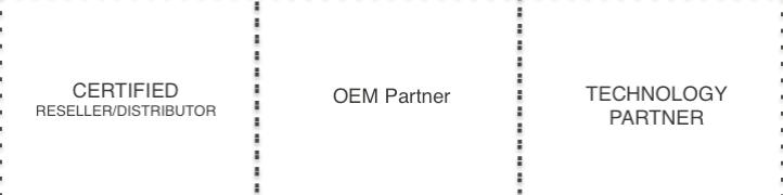 Tipos de partners