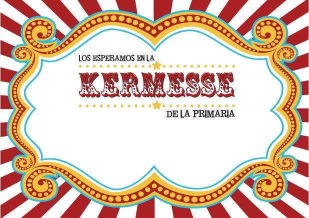 Kermesse de la Primaria - Conexión SUD