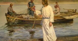 Venid en pos de mí, y os haré pescadores de hombres