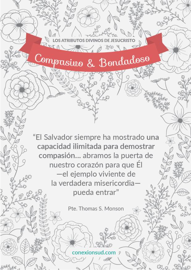 Mensaje de las Maestras Visitantes - Diciembre 2015: Los atributos divinos de Jesucristo: compasivo y bondadoso