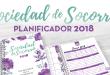 Planificador de la Sociedad de Socorro 2018