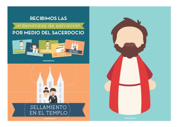 Recibimos las ordenanzas de salvacion por medio del sacerdocio_ConexionSUD