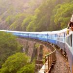 Diez rutas en las que viajar en tren es más rápido que en avión