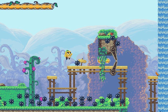Wunderling, Retroid Interactive