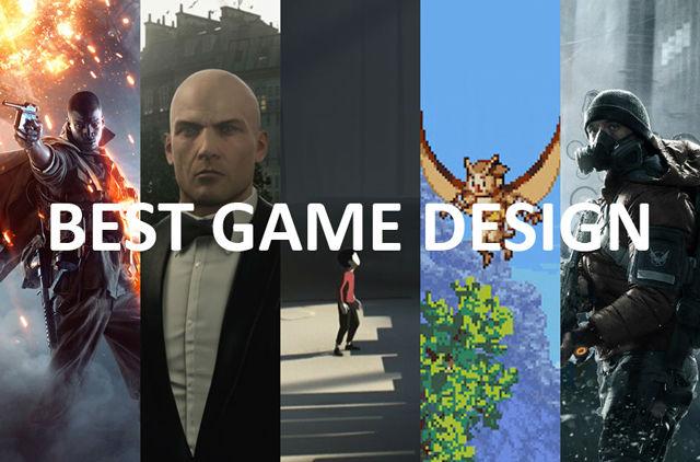 2017 Nordic Game Awards, Best Game Design