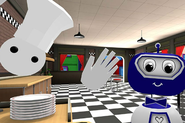 VR The Diner Duo, Whirlybird Games