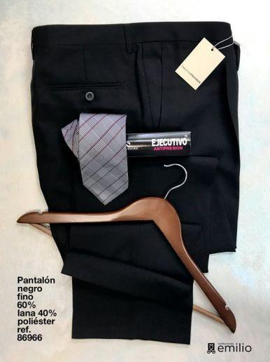 pantalón vestir -hombre