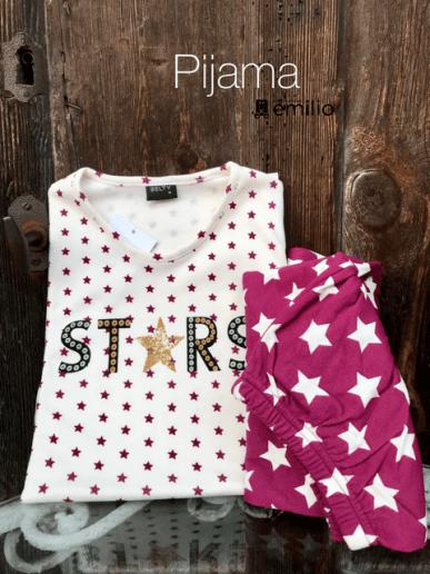 Pijama m/larga mujer - CHANIA
