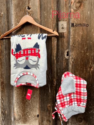 Pijama m/larga mujer - BALOS