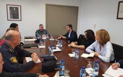 Confecomerç CV se reúne con el subdelegado del gobierno con el fin de adoptar soluciones ante la venta ilegal