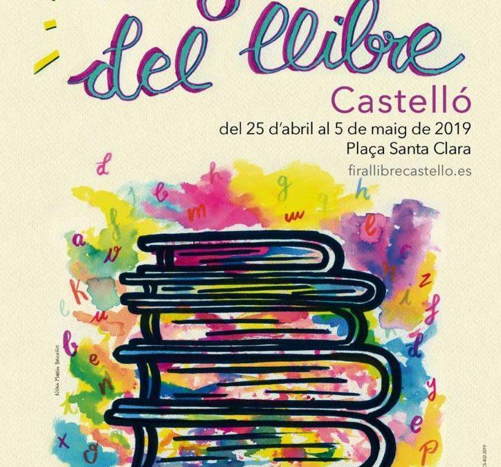 Es presenta la 35 edició de la Fira del Llibre de Castelló