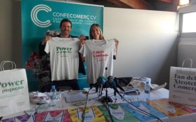 """CONFECOMERÇ CV lanza una impactante campaña con el lema """"es su turno"""" para conseguir la declaración del día mundial del pequeño comercio"""