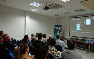 """Se realiza en FECAP con gran éxito la conferencia «Viajando juntos al éxito"""" impartida por Javier Giménez Divieso"""