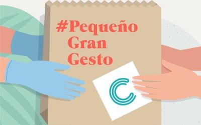 Confecomerç CV impulsa la campaña #pequeñograngesto que pone en valor el comercio de proximidad