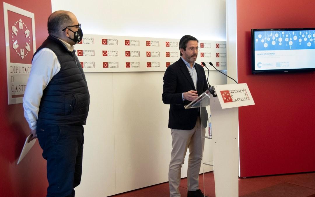 Confecomerç y Diputació de Castelló impulsan una guía para digitalizar el comercio de proximidad