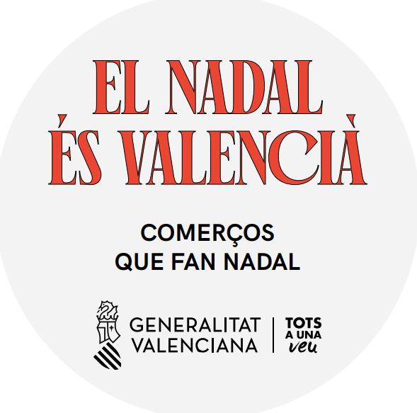 Campaña El Nadal és valencià