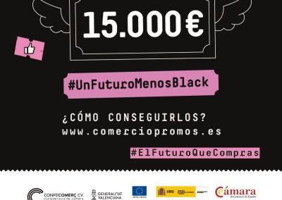 Campaña #UnFuturoMenosBlack