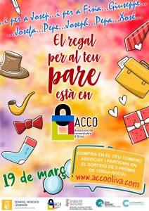 ACCO celebra el día del padre