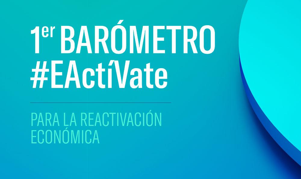 1er Barómetro EActíVate para la Reactivación Económica (marzo 2021)