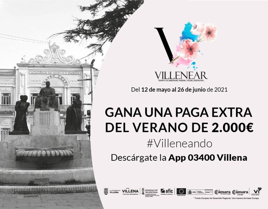 tercera edición de Villenear