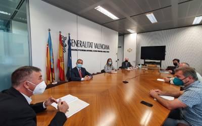 La CEV propone a Comercio la prórroga automática durante un año de todas las Zonas de Gran Afluencia Turística (ZGAT)