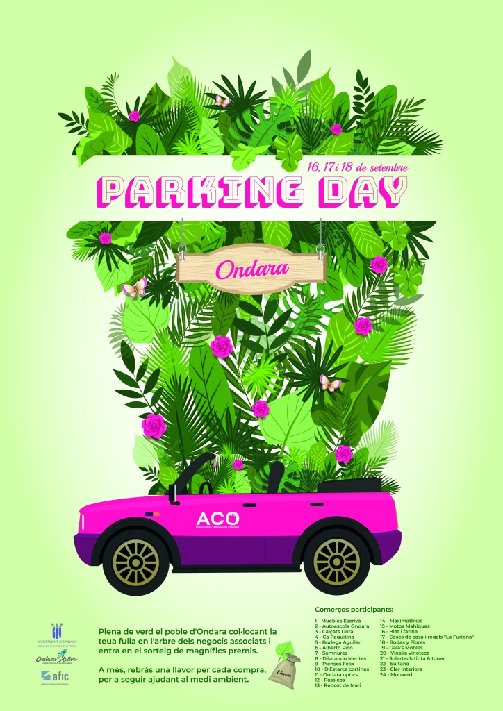 Cartell Parking Day ACO 2021