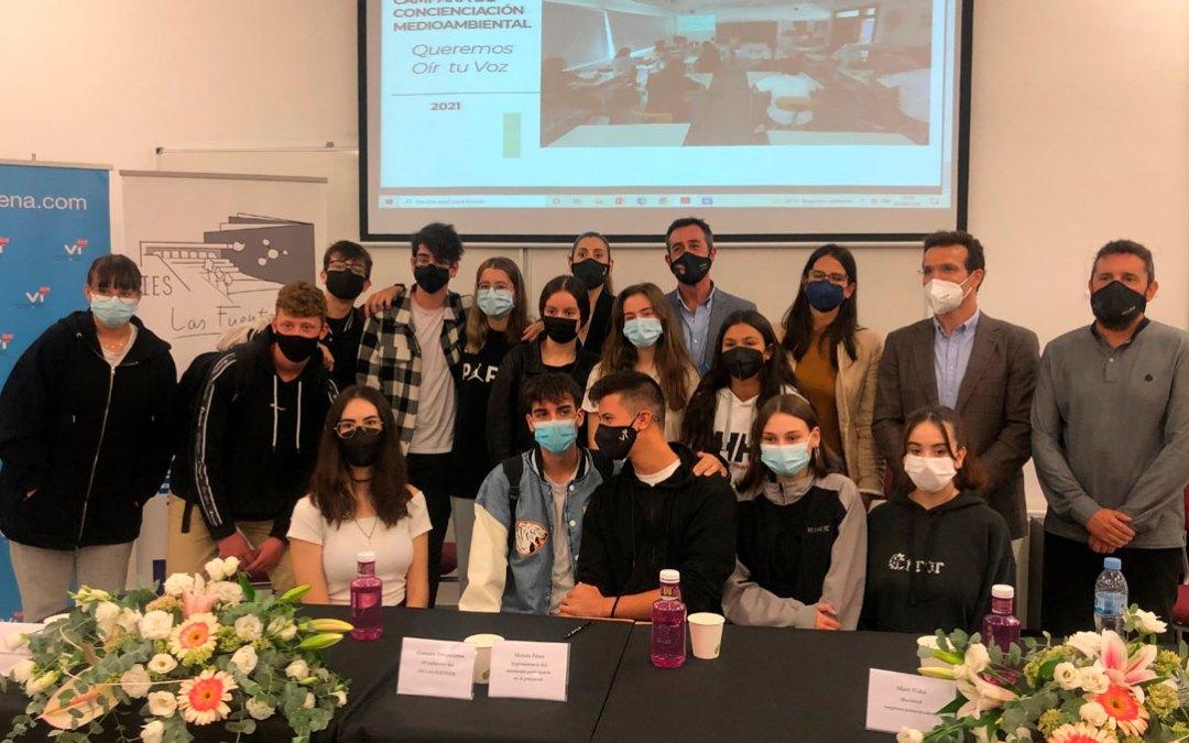 Comercios y Servicios Vi impulsa un proyecto medio ambiental creado por los jóvenes de Villena