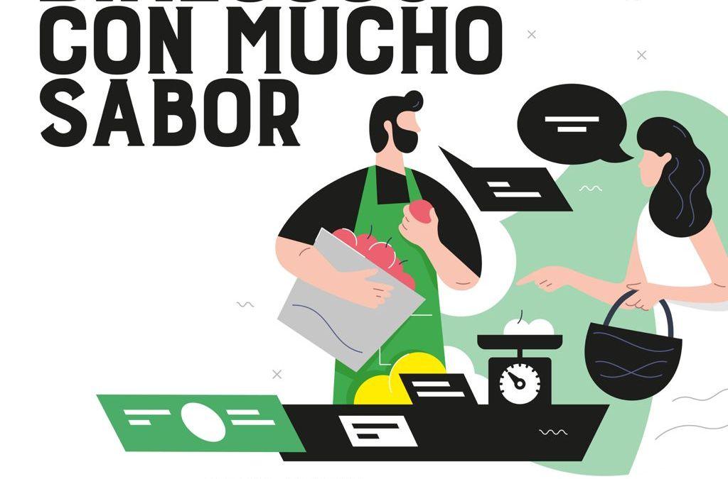 "Arranca la campaña ""Diálogos con mucho sabor – Diàlegs amb molt de gust"" impulsada por mercados adheridos a Confemercats"
