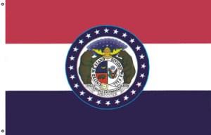 Missouri 3X5