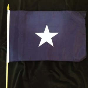 12 inch by 18 inch flags