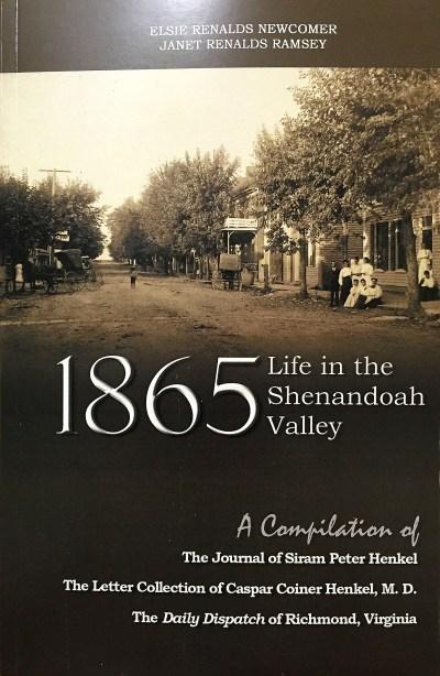 1865 life in the shendandoah valley