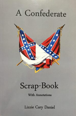 a confederate scrap-book annotations
