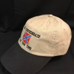 Confederate rebel ball cap