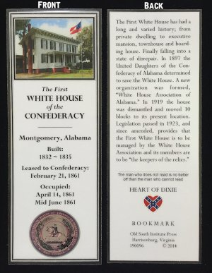 white house bookmark