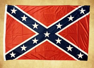 grommets on flag