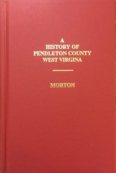 indians settlers in pendleton county