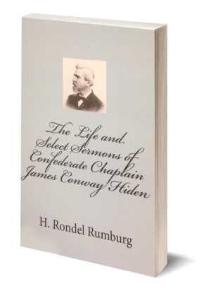 Civil War chaplain confederate