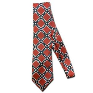 Dixie forever necktie