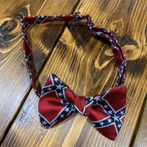 rebel nation southern gentlemans bowtie