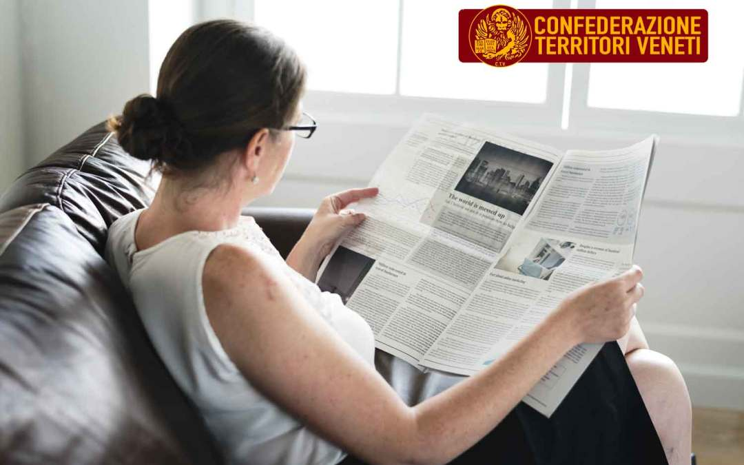 Nuovo Periodico di Informazione della Confederazione Territori veneti