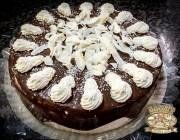 Torta Pavê de Coco