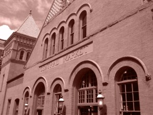 central market exterior