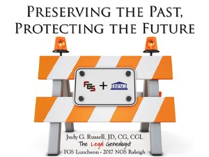 NGS Family History Conference | Preserving the Past, Protecting the