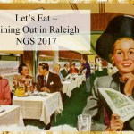 Let's Eat – Dining Out in Raleigh