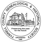 Tyrrell County (NC) Genealogical and Historical Society – Booth 118