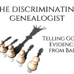 Are You a Discriminating Genealogist?
