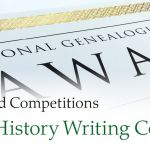Correction to NGS Family History Writing Contest Award Recipients