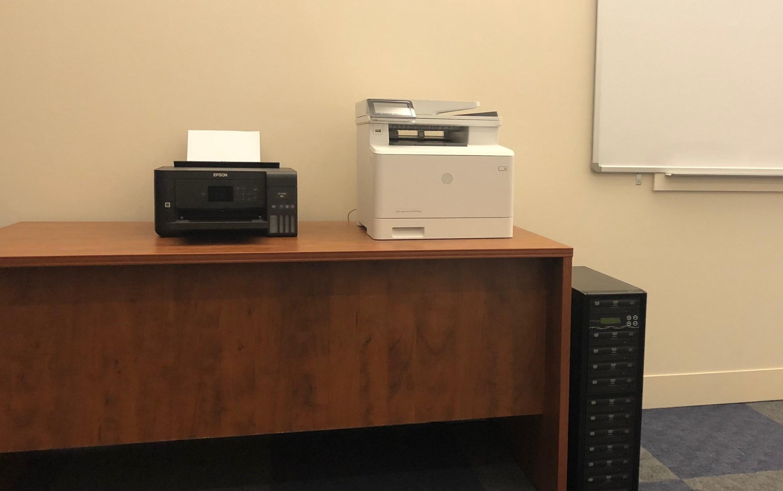 Wireless Printing Station