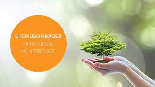 grøn konference